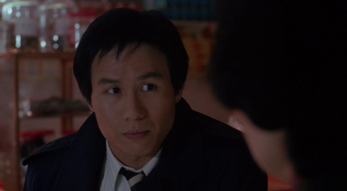 BD Wong disapproves.
