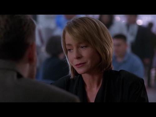 To be fair, I've also pretended that Mulder is my stalker ex-boyfriend.